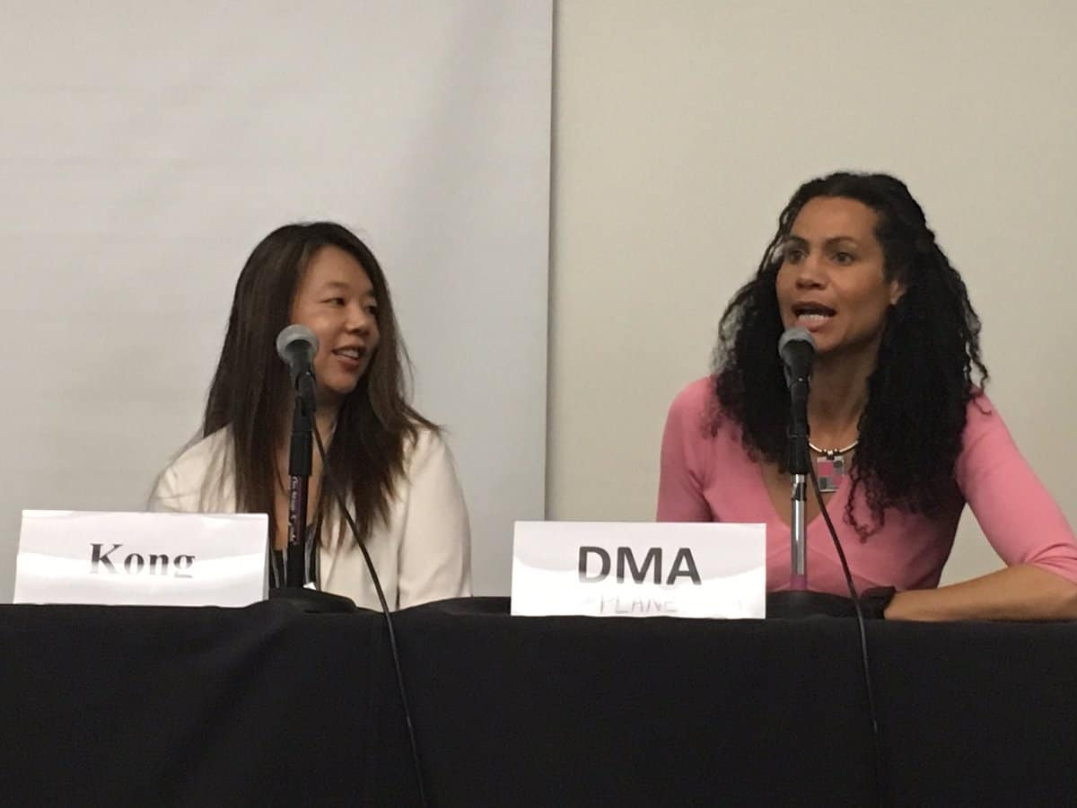 Digital Hollywood 2017 Panel